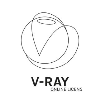 V-RAY ONLINELICENS